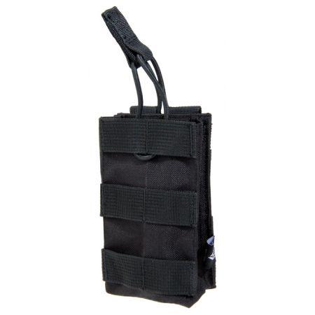 Poche Molle Simple Porte Chargeur G36 Noire - Delta Tactics