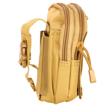 Poche Utilitaire Molle Swiss Arms Tan – 604202