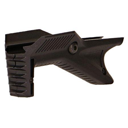 Poignée Grip Tactique Angulaire Stopper Cobra Emerson Noire - Airsoft