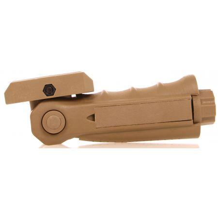 Poignée Verticale Grip Multi-Angle Swiss Arms Tan - 605266