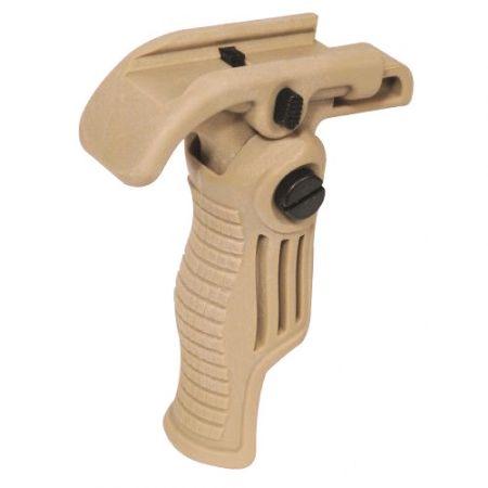 Poignée Verticale Tactique ergonomique Pliable Tan - 605267