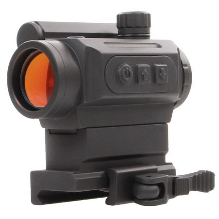 Point Rouge RED DOT QD - Micro T1 Montage Haut Swiss Arms - 263937