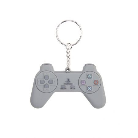 Porte Clef PVC Manette Sony Playstation 1 - PS1 - PD-PC-8490