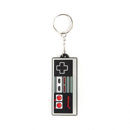 Porte Clef PVC Nintendo Classics - Manette NES - PD-PC-0021