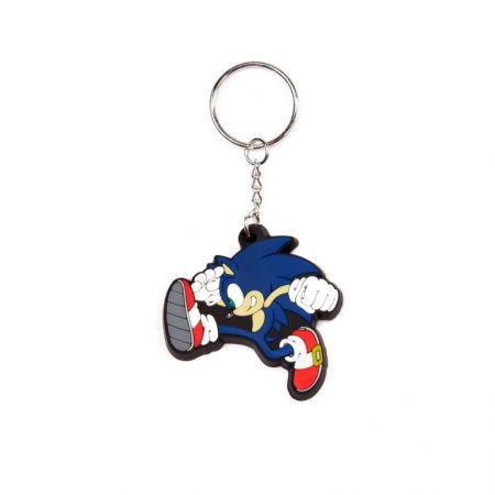 Porte Clef PVC Sega - Sonic The Hedgehog - PD-PC-4903
