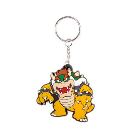 Porte Clef PVC Super Mario - Bowser - PD-PC-0045