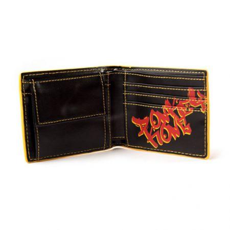 Portefeuilles Monnaie Noir Nintendo Super Mario Donkey Kong - PD-PT-0915