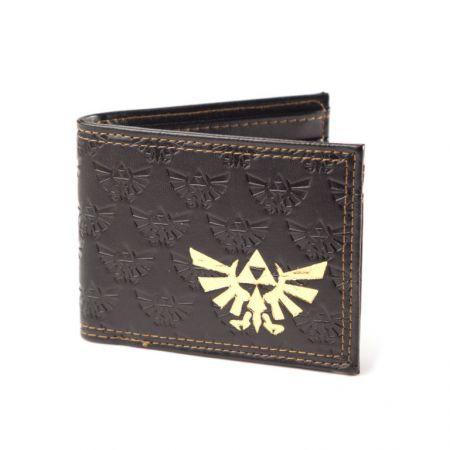 Portefeuilles Monnaie Noir Nintendo Zelda Twilight Princess - PD-PT-0922