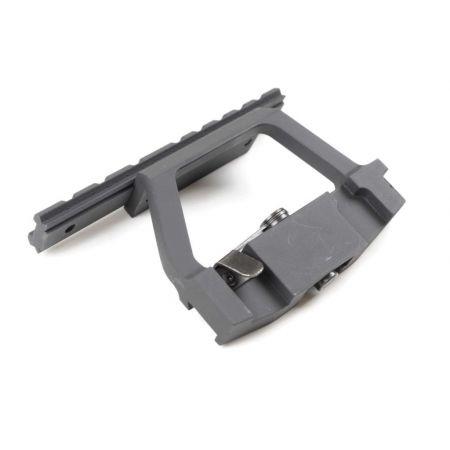 Rail de Montage Lateral (13 cm) Picatinny Pour Replique Kalashnikov AK AK47 AKM AK105 AKS74U - 123001