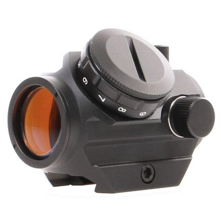 Red Dot Mini Dot Sight Point Rouge Swiss Arms Avec Rail Weaver 263875