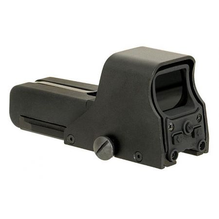 Red Dot Type Holosight 552 (Holographique) - Point Rouge & Vert - Noir