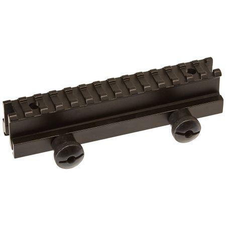 Réhausse Metal pour Rail Picatinny - Réhausseur Swiss Arms - 605209