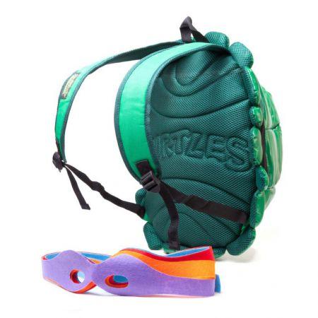 Sac a Dos Carapace Tortues Ninja + Masques - PD-SAC-8875