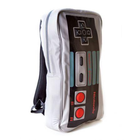 Sac a Dos Gris Manette Nintendo NES - PD-SAC-0489