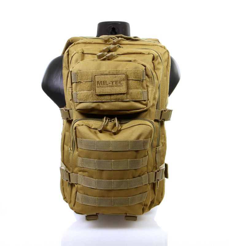 Sac Multipoches Assault Us Coyoteamp; Molle Dos Fixation Survie À Pack wN0vmn8O