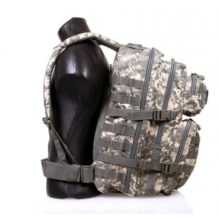 Sac à Dos Multipoches Survie US Assault Pack Digital & Fixation Molle Miltec