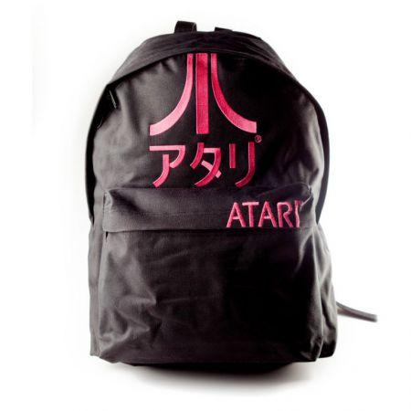 Sac a Dos Noir & Rose Style Atari Japanese - PD-SAC0920