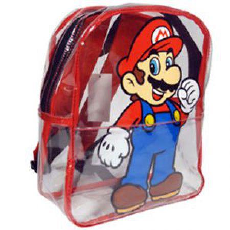 Sac a Dos Rouge pour Enfant Nintendo Super Mario - PD-SAC-9670