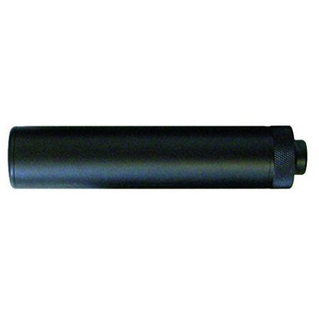 Silencieux Universel 147x32 14mm CCW Antihoraire Swiss Arms Noir 605231