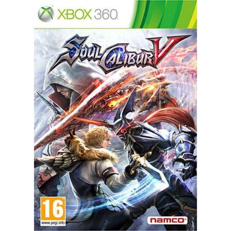 Soulcalibur V Standalone Xbox 360