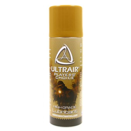 Spray Huile Lubrifiant Sec au Teflon (PTFE) Ultrair (220ml) - 16286