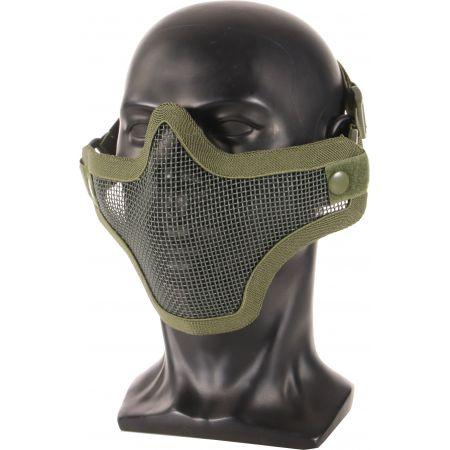 Stalker Masque Protection Grillage Bas Visage Swiss Arms Olive - 604521