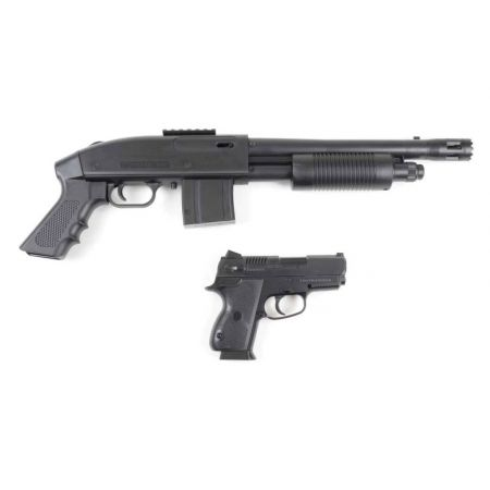 Tactical Kit - Fusil Mossberg 590 Grip Model + Pistolet 45 270790