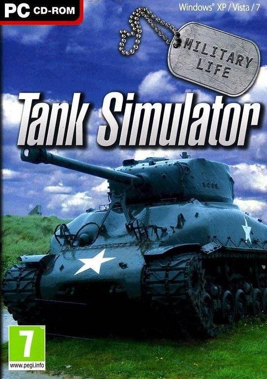 tank simulator pc jeux video pc jeux video simulation. Black Bedroom Furniture Sets. Home Design Ideas