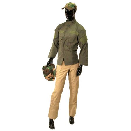 Tenue Complete Camouflage Swiss Arms Contractor 610143 (Taille L)
