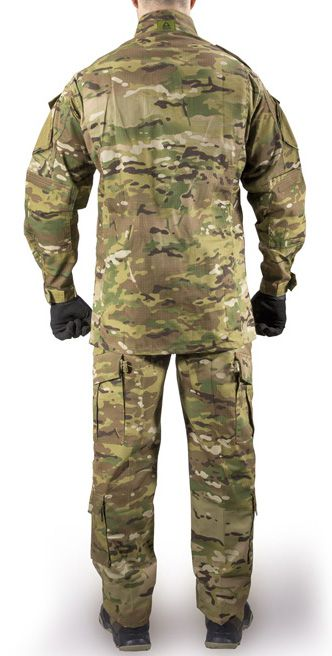 tenue compl te uniforme veste pantalon acu camouflage. Black Bedroom Furniture Sets. Home Design Ideas
