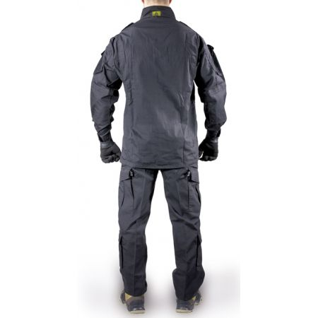 tenue compl te uniforme veste pantalon acu camouflage noir air. Black Bedroom Furniture Sets. Home Design Ideas