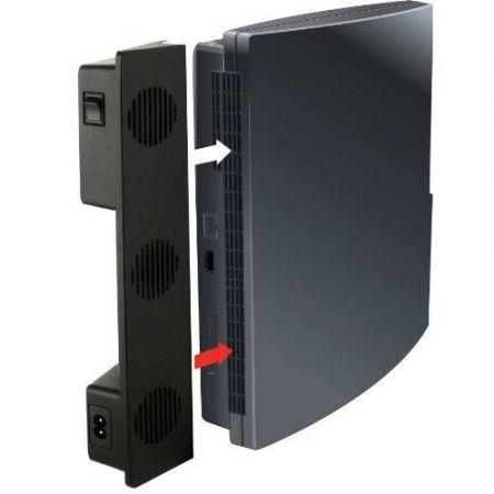 Ventilateur Intercooler Pour Ps3 Slim