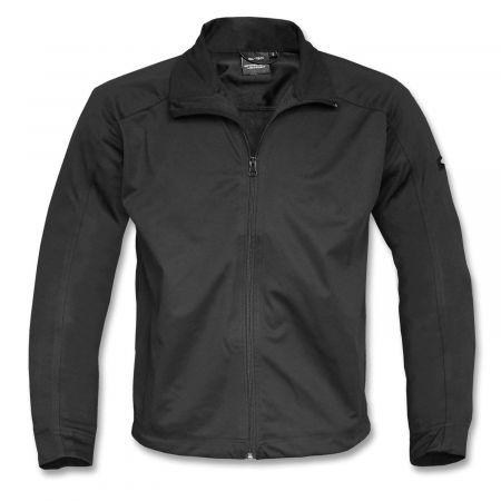 Veste Tactique Softshell JACKET Light Miltec - Noire