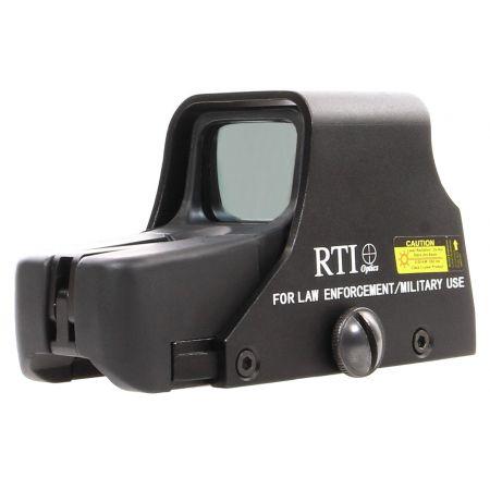 Viseur Holographique Advanced Type 551 - RTI Optics - Noir