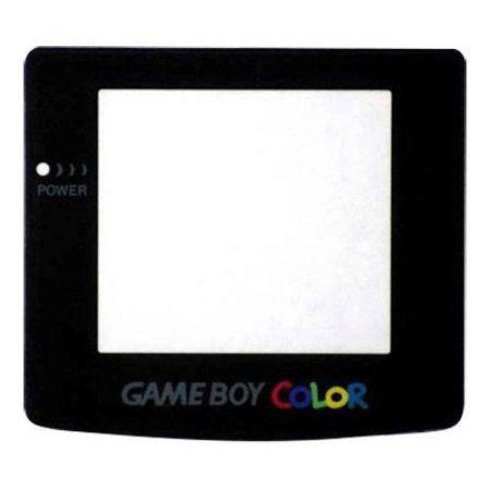 Vitre Ecran de Remplacement Console Nintendo GameBoy Color GBC