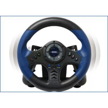 Volant PS4 & PS3 - Racing Wheel Hori - Officiel Sony - PS4-020E