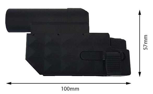 adaptateur chargeur m4 fusil a pompe elements 5