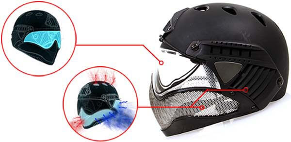 casque warq protection integrale gris optimisation aeration anti buee airsoft 2 optimized