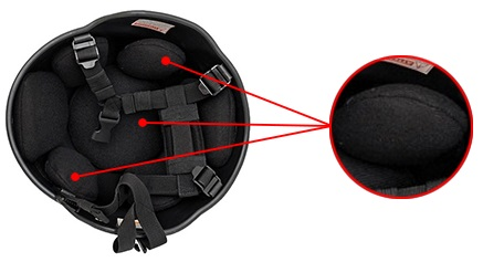 De Us Mich 2000 Swat Olive Protection Army Casque Light Helmet Tc a7ZTdORq