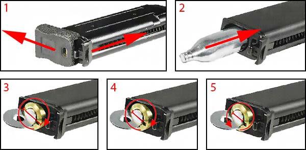 chargeur co2 25 billes pistolet aps acp601 s17 g17 secutor gladius fonctionnement airsoft 1 optimized