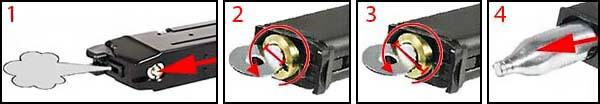 chargeur co2 25 billes pistolet aps acp601 s17 g17 secutor gladius fonctionnement airsoft 2 optimized