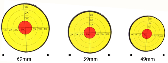 cible electrique swiss arms 603408 2