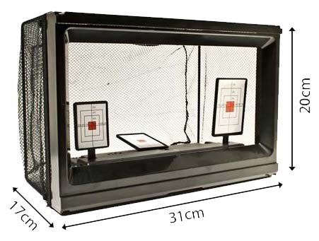 cible electrique swiss arms 603408 8