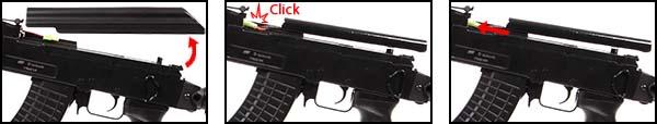 fusil arsenal ar m7t m4 ak47 aeg electrique asg noir 19056 batterie airsoft 1