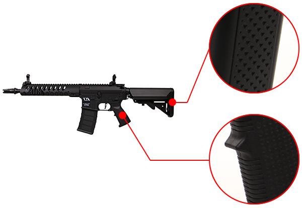 fusil ca4 delta 10 classic army noir poigna e
