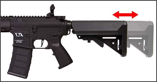 fusil ca4 delta 12 classic army noir 11