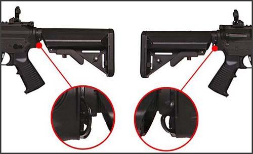 fusil ca4 delta 12 classic army noir 3