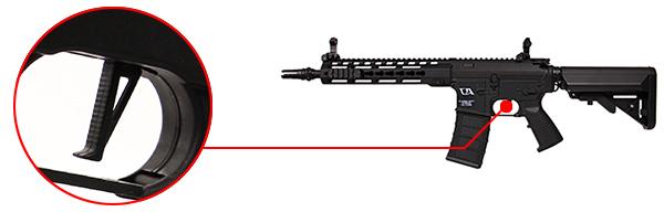 fusil ca4 delta 12 classic army noir 5