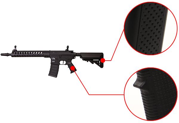 fusil ca4 delta 12 classic army noir grip