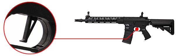 fusil ca4 km 12 classic army noir 5